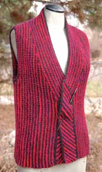 Vests Pattern Page